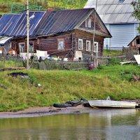 На свирских берегах :: Nikolay Monahov