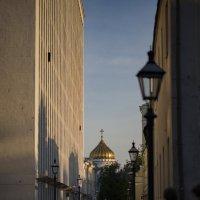 Переулки Москвы. :: Анатолий Корнейчук