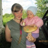 Во какой грибочек! :: Светлана Рябова-Шатунова