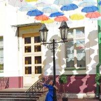 Сколько знаю я дождей? :: Наталья Полочанка