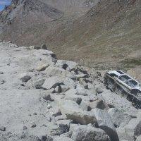 Трудная дорога с озера Пангонг :: Evgeni Pa