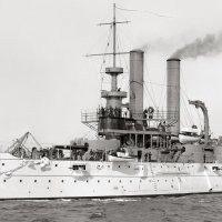 "USS ""Iowa"" (BB - 4).американский броненосец. :: Александр"