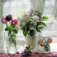 Цветочная композиция :: Лариса