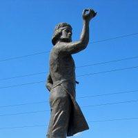 Памятник Левше :: Антонина Балабанова