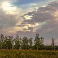 ...отраженный от облаков :: Александр Попович