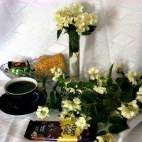 чай с жасмином :: Людмила