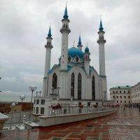 Мечеть Кул-шариф. Казань :: Надежда
