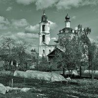 Весенний мотив . :: Святец Вячеслав