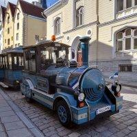 Транспорт по старому городу :: veera (veerra)