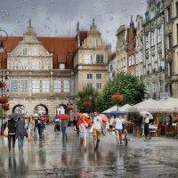 Летний дождь :: Lusi Almaz