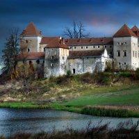 Свиржский замок & Бетюнский монастырь :: Sergey-Nik-Melnik Fotosfera-Minsk