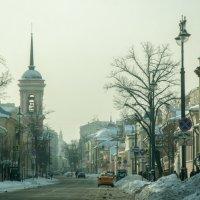 Зима на Большой Ордынке :: Alexander Petrukhin