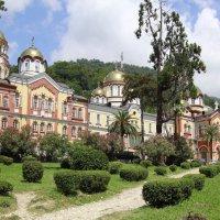 Ново Афонский монастырь :: Сергей Анисимов