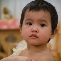 Детский портрет :: Дарья Богачева