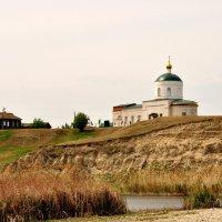 Церковь во имя святого в.м. Дмитрия Солунского :: Оксана Полякова