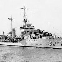 "USS ""Downes"".01.03.1937, американский эсминец. :: Александр"