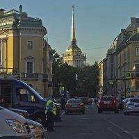Улицы Петербурга. :: Senior Веселков Петр