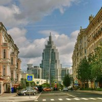 Садовая-Триумфальная улица :: Derjavin -