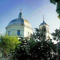 Церковь Знаменская :: Сергей Кочнев