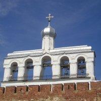 соборы Новгородщины :: Димончик