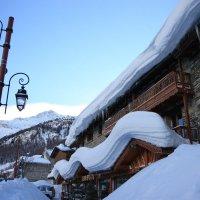 Снежные изгибы :: ZNatasha -