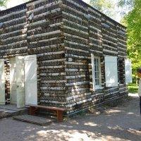 Гатчинский березовый домик с великолепным внутренним убранством :: Ирэн