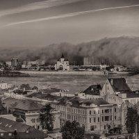 Туманное нечто :: Дмитрий Гортинский