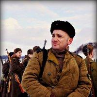 Ветеран и новобранцы :: Кай-8 (Ярослав) Забелин