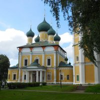 Спасо-Преображенский собор в Угличе :: Надежда