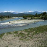 река Алазани :: Лариса Батурова