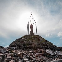 На вершине горы Хомяк :: Максим Верцанов