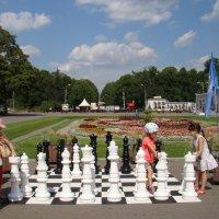 Юные шахматисты :: Татьяна Георгиевна