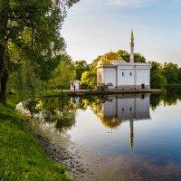 Вечер в парке. :: Олег Бабурин