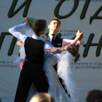 Переплелись в кружеве танца :: Андрей Мелехов