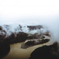 Утренний туман :: Максим Верцанов