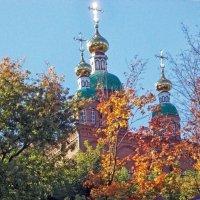 Никольский храм :: Галина Каюмова
