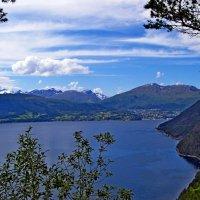 Фьорды Норвегии! :: ирина