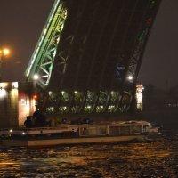 Развод мостов :: Ольга Беляева