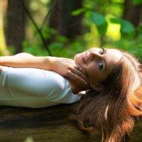 Нежность на природе :: Надежда Журавкова