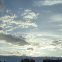 Вид из моего окна :: Виктория Большагина