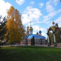 Самара. Свято-Воскресенский храм монастыря :: Надежда
