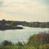 Река :: Alina Bondar