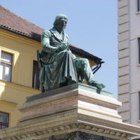 Йозеф Юнгман в Праге :: Станислав Соколов