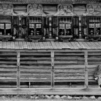 музей деревянного зодчества Великий Новгород :: Сергей Комолов