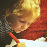 Арина, моя племянница :: Полина Исаева