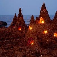 Замок ночь :: Анна Цельм