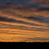 небо на закате :: Дмитрий Мосин