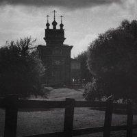 Церковь :: Илья Бескаравайный