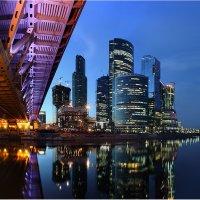 Москва Сити :: Виктория Иванова