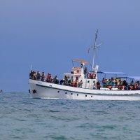 Морские прогулки по Иссык-Кулю :: Рада Усачёва